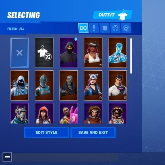 Fortnite Free Account Generator With Skins Calendrier De L Avent